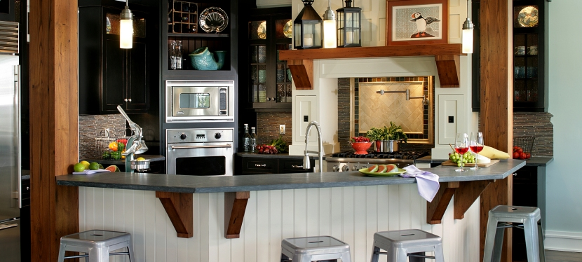 3 More Design Tips for Beautiful SummerKitchens
