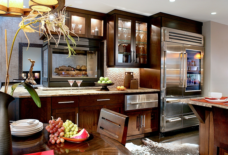 Another beautiful kitchen design by Peter Salerno, Inc.