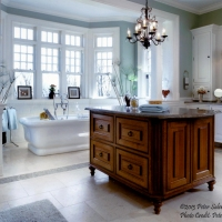 Summer 2016 Style: Update Your Beach House Bathroom Design