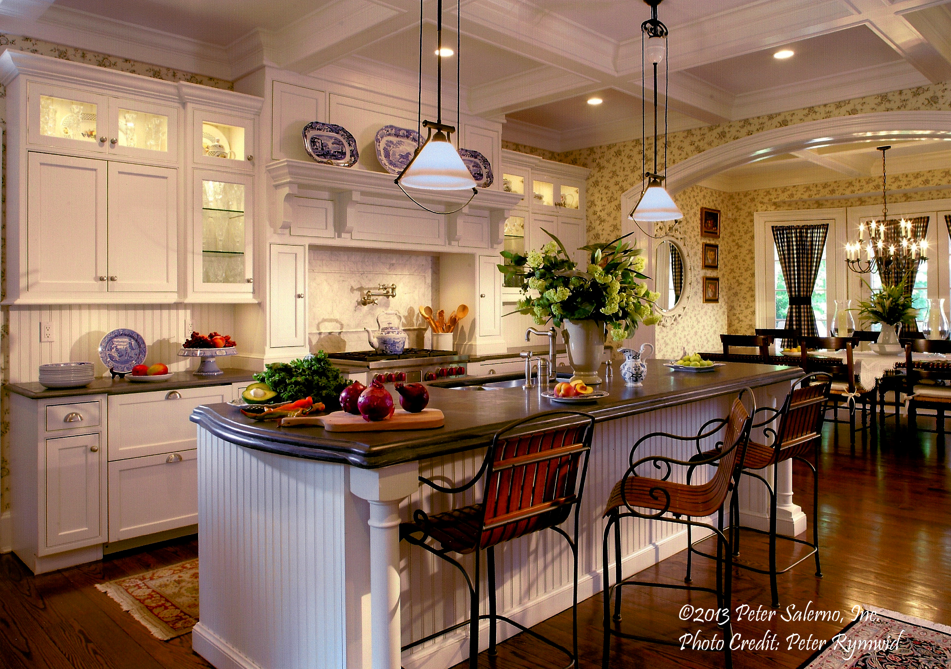 Peter Salerno Inc. Award Winning Custom Kitchen Design. Part 53