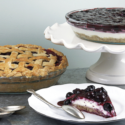 Recipe: Magnolia Bakery's BlueberryJamboree