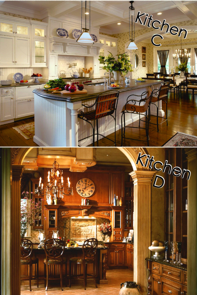 Vote in our 2nd 2014 Ad Campaign Poll - Painted or Traditional Kitchen?