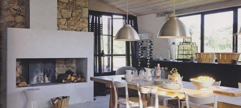 French Kitchen Design Inspirations: Vence (Alpes-Maritimes)