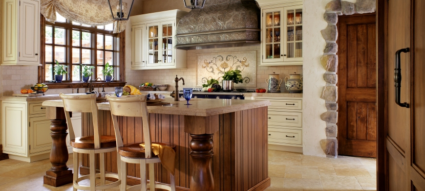 Peter Salerno's Latest Kitchen: French Inspirations