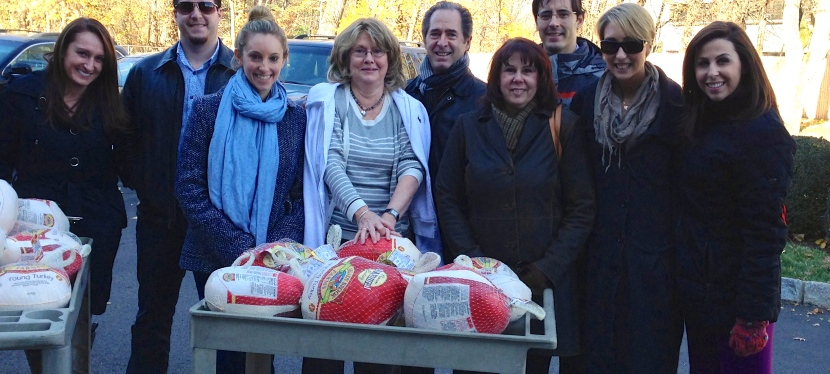Peter Salerno Inc. Donates Thanksgiving Turkeys to Church; Join the Effort!