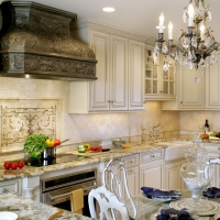 Peter Salerno Wins Best Kitchen, Small Kitchen Category, NKBA