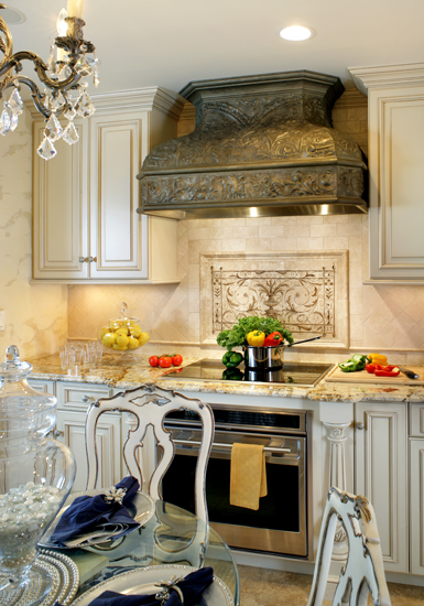 Credit Peter Rymwid, Peter Salerno Inc. custom kitchen design, 2014 Best Kitchen