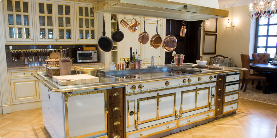 Xavier dupuy peter salerno inc - La cornue kitchen designs ...
