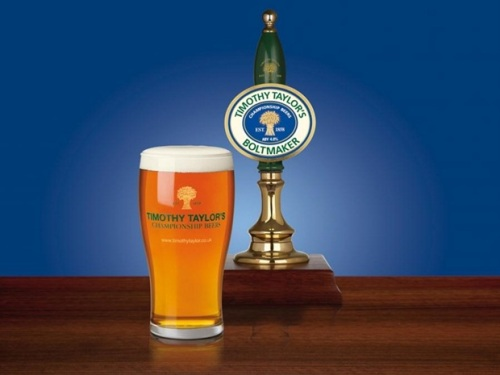 The 2014 Best British Beer, Timothy Taylor's Boltmaker. (Photo: The Grocer, Helen Gilbert)