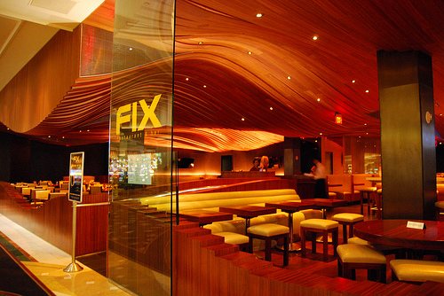 Las Vegas cocktail recipe for FIX at Bellagio's signature drink, FIXation.