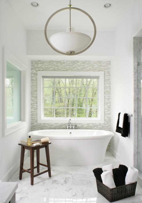 Bathroom design peter salerno inc for Award winning bathroom designs