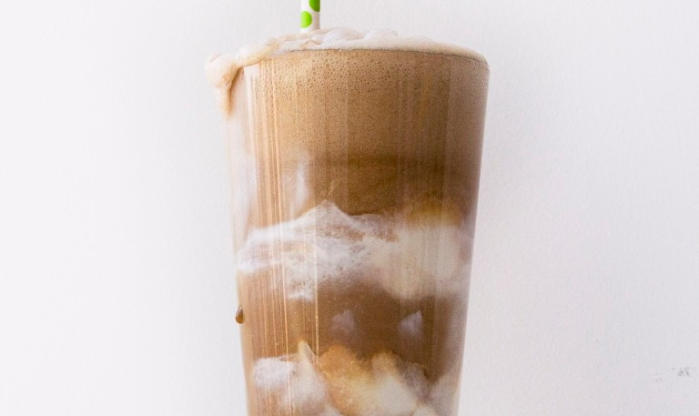 Thanks to Bon Appetit and Dawn Perry for this Guinness Affogato St. Patrick's Day recipe! [Photo credit: Alex Lau]