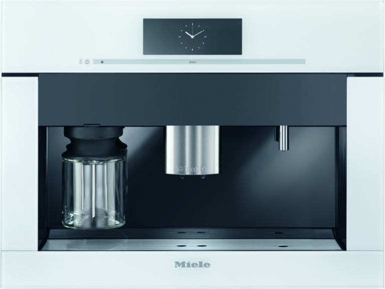 The Miele Generation 6000 coffee system, to be featured in Peter Salerno Inc.'s showroom.