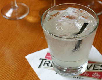 Tres Agaves Margarita recipe, courtesy Epicurious and Tres. (photo: Rachel Sale)