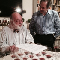 Peter Salerno Meets Clive Coates at NYC Wine Workshop [PHOTOS]