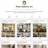 Visit Peter Salerno Inc.'s Updated Pinterest Page!
