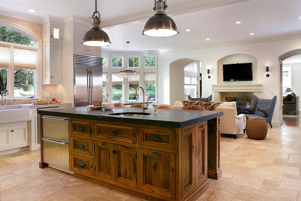 Perfect 2015 Kitchen Design Trend: Statement Lights For Your Kitchen Island Part 2