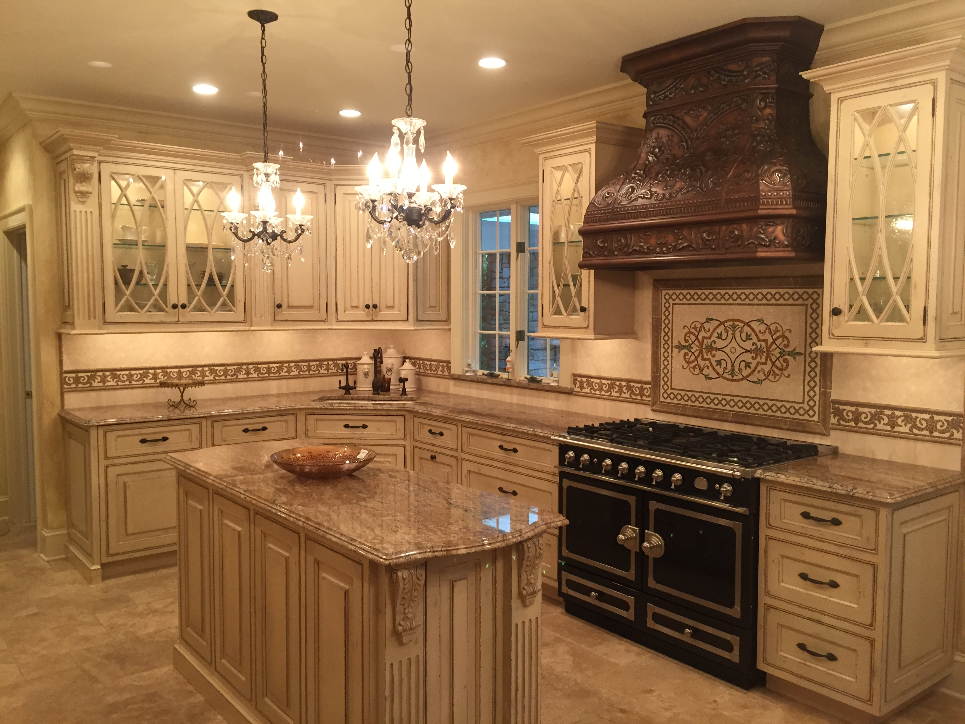 Kitchen design design your lifestyle for Custom kitchen remodeling