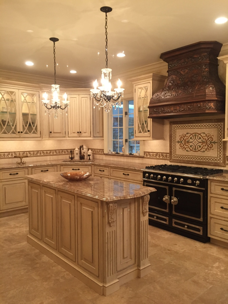 Peter salerno inc client update beautiful kitchen design for Beautiful kitchen designs