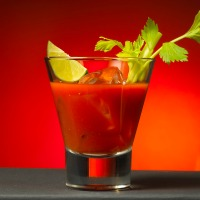 Peter Salerno Inc. Presents Halloween Bloody Mary Recipe