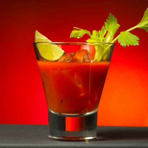 Halloween aquavit bloody mary recipe courtesy of Epicurious (photo credit: Wiki Commons)