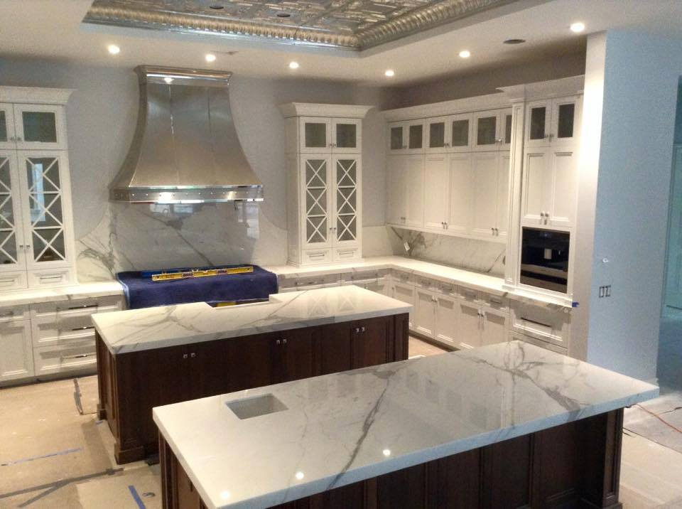 Peter salerno inc new florida transitional kitchen design for Bathroom remodel jupiter fl