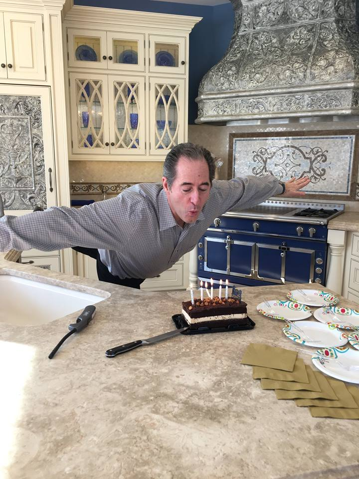 Happy birthday to Peter Salerno - may 2016 be filled with joy!