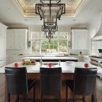 "See Peter Salerno's Award-Winning ""Timeless Transition"" Kitchen Photos"