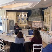 La Cornue + Purcell Murray Host Exclusive Cooking Class at Peter Salerno Inc.