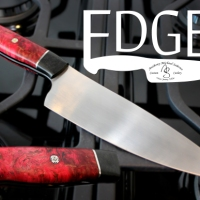 Debut Fleet of Custom EDGES Cutlery Available for Purchase! [PHOTOS]