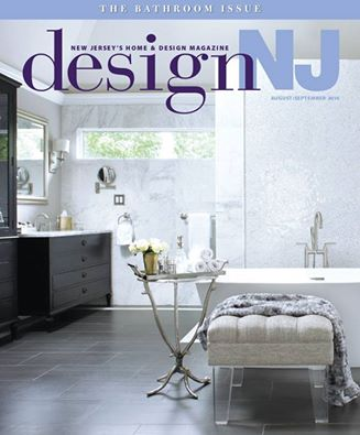 Pick Up The Latest August September 2016 Issue Of Design NJ Magazine Cover