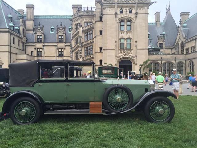 The Rolls Royce Owners Club USA 2016 Event in Asheville, NC. (Photo: Peter Salerno Inc.)