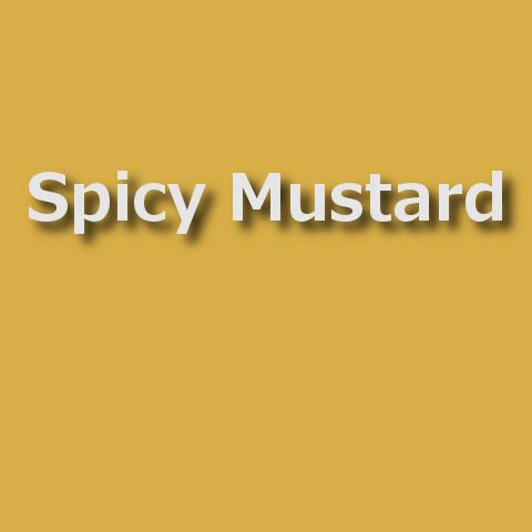 Spicy Mustard (Pantone 14-0952)