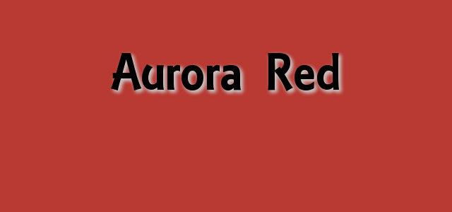 pantone aurora red - photo #21