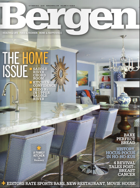 peter salerno inc. design featured on bergen magazine fall 2016