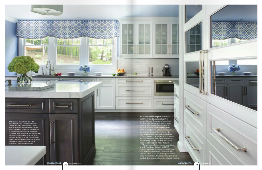 transitional kitchen Design Your Lifestyle