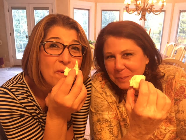 Join us on a journey as we make homemade mozzarella (pictured) with Jeanne Dargis, the Cheese Teacher!