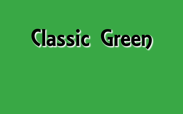 Classic Green Pantone color, Christmas 2016 green Pantone colors