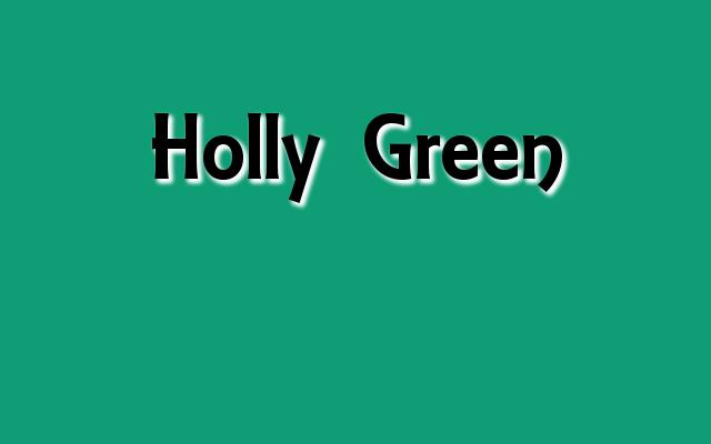 Christmas Green Color.Christmas 2016 Decor Six Jolly Shades Of Pantone Green
