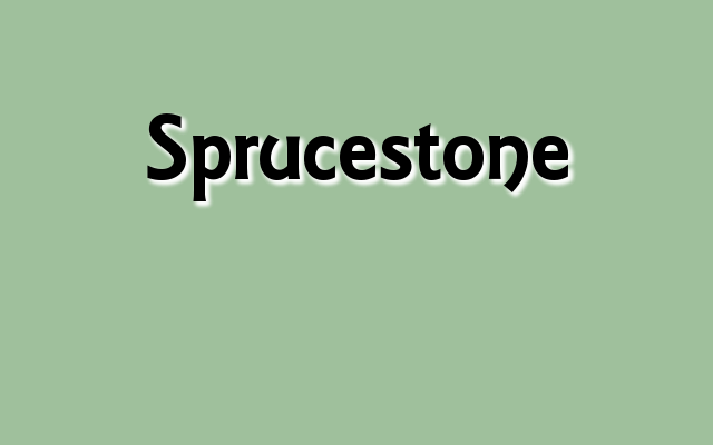 Sprucestone Pantone color, Christmas 2016 green Pantone colors