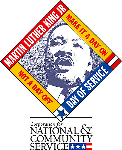 Take part in the 2017 MLK Day of Service!