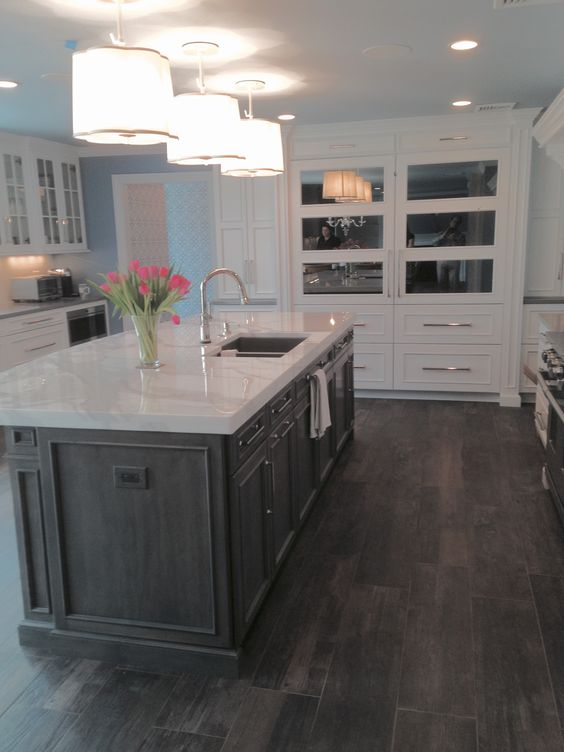 Quartz or granite - what's your preference in countertops? (Peter Salerno Inc.)