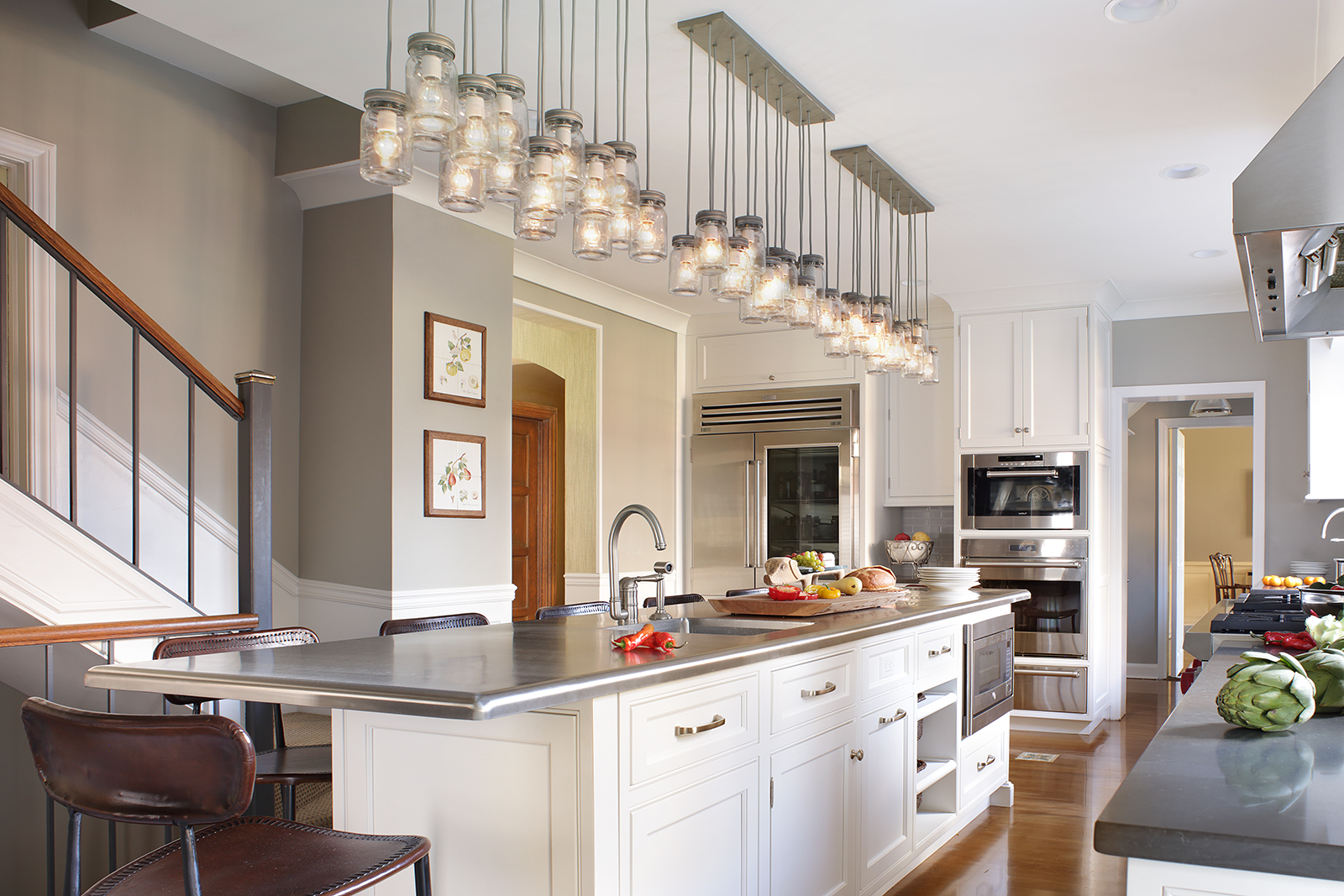 transitional kitchen – design your lifestyle.