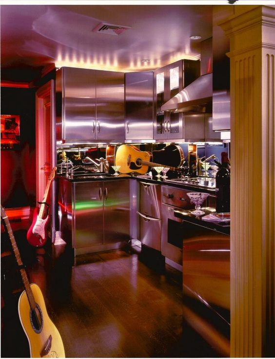 kitchen design, Peter Salerno Inc. 2017 (Photo: Peter Rymwid)