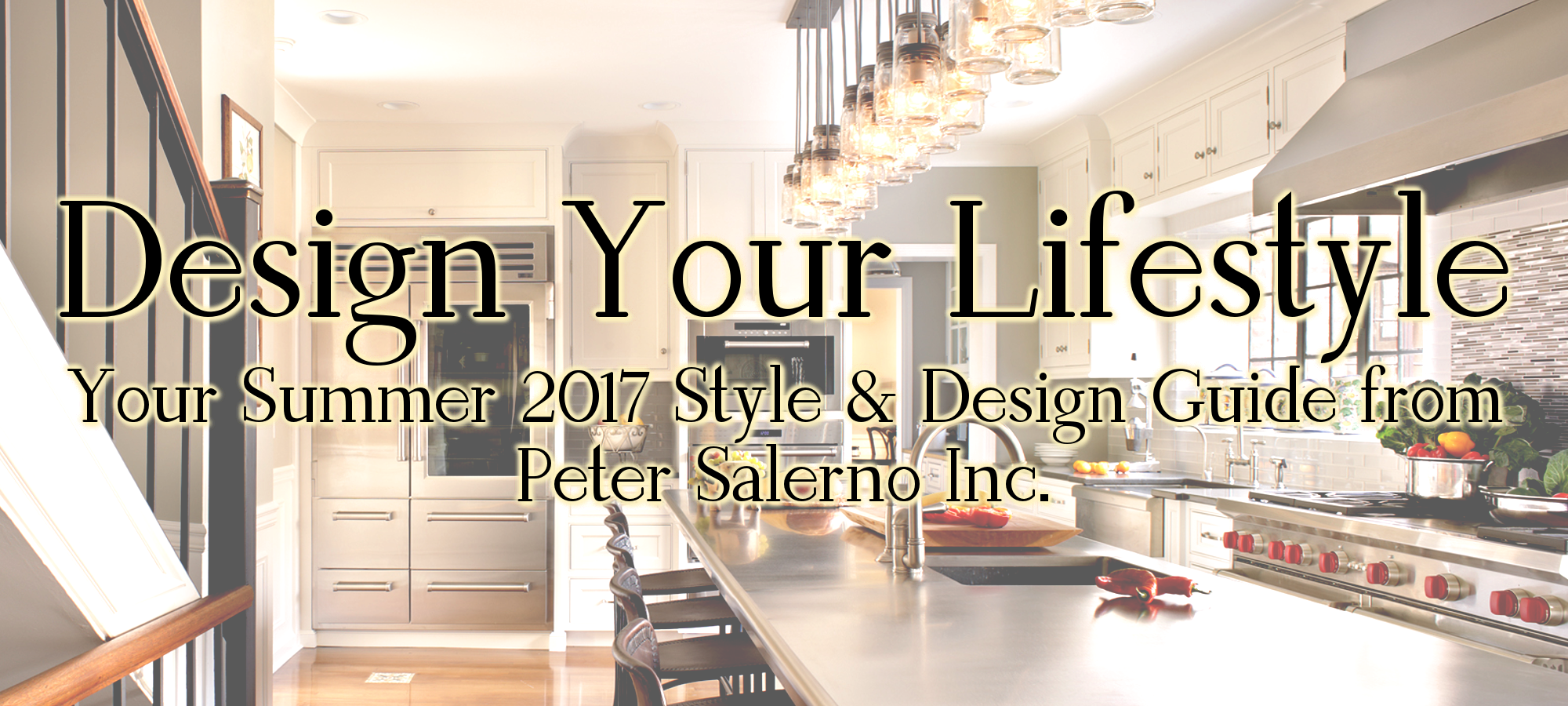 Design Your Lifestyle.