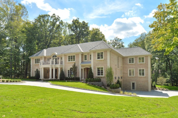 The 2017 Designer Showhouse of New Jersey in Saddle River, NJ.