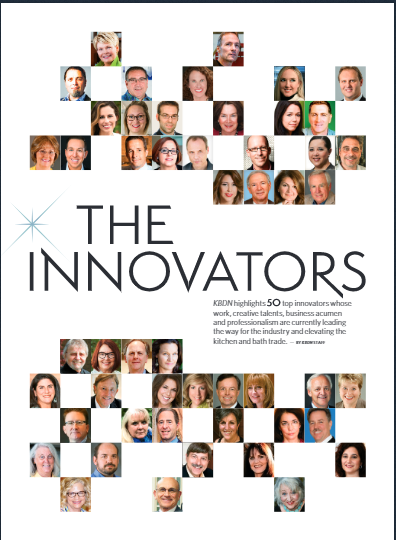 "KBDN presents its inaugural list of ""The Innovators"" in its October 2017 issue."