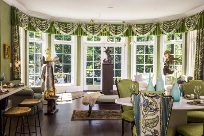 Designer Showhouse of New Jersey photos 2017