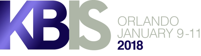 The KBIS 2018 Conference takes place January 9-11, 2018, in Orlando, Florida.