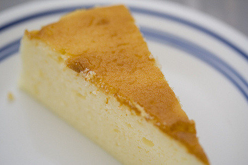 A Japanese cheesecake recipe you'll love - Spring 2018 food trends!